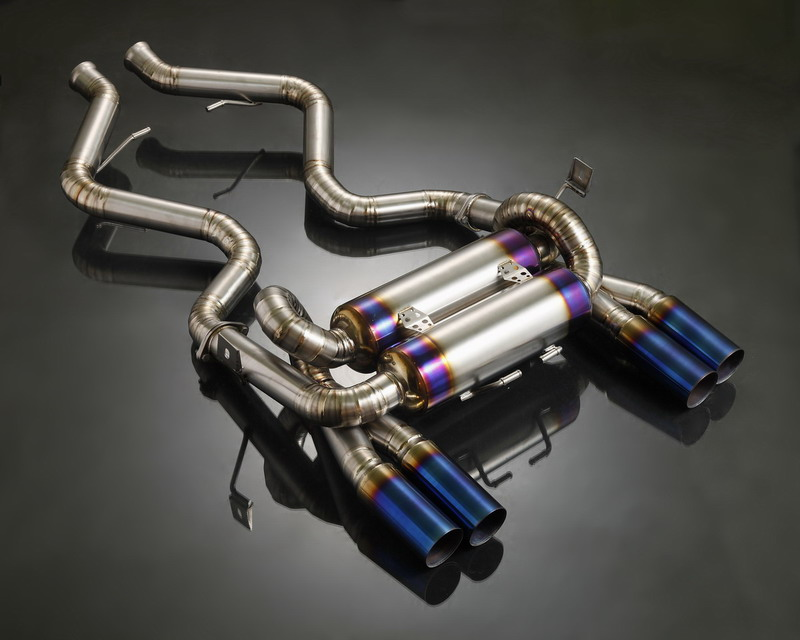 BMW: Cat Back Exhaust Systems At Woreks.co